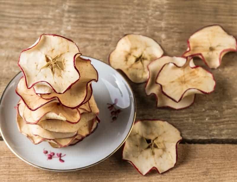 ezidri deshidratado manzanas