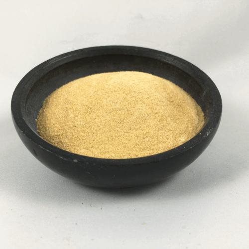 miel granulada