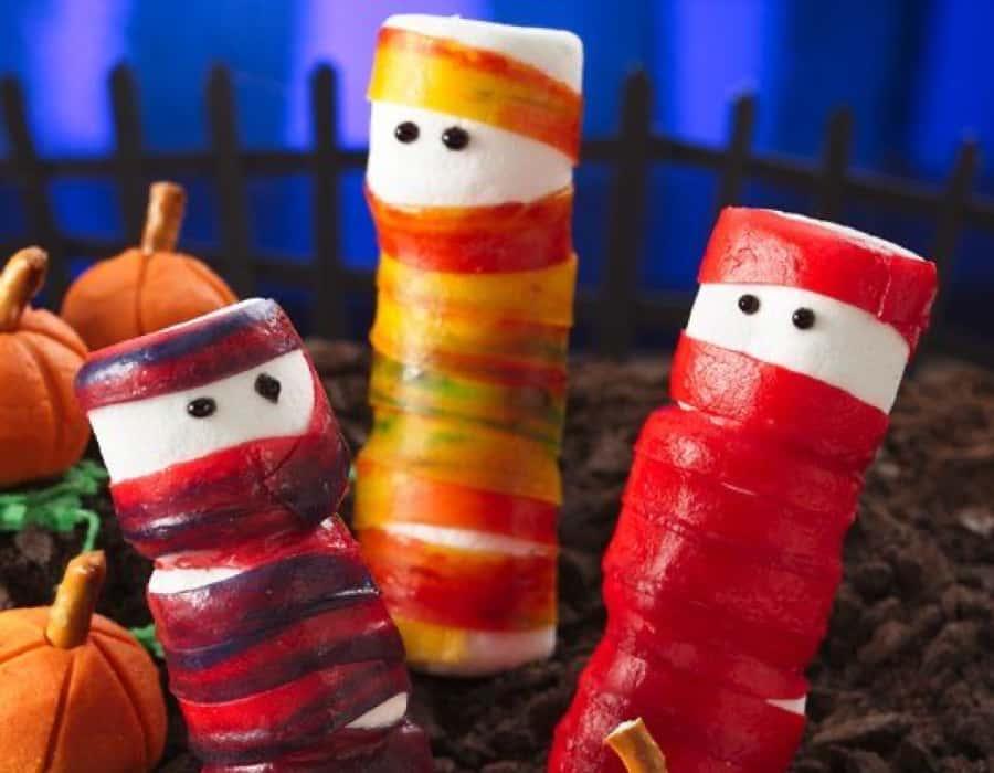 momias mashmallows